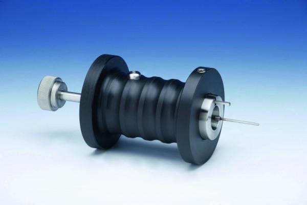 Adapter mit Längenanschlagund Auswerfer-Pin für MS 502-P