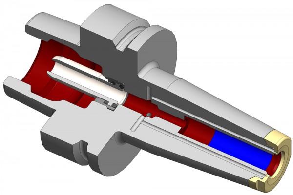 JetSleeve® 2.0 Schrumpffutter HSK-F63 MMS