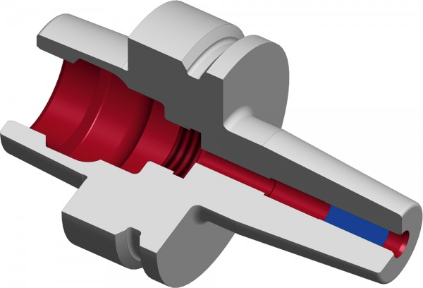 Schrumpffutter Standard HSK-F63