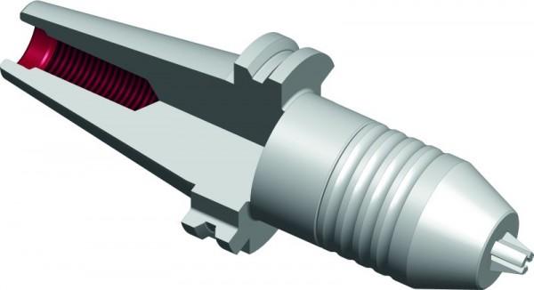 NC-Bohrfutter SK50 DIN 69871 AD