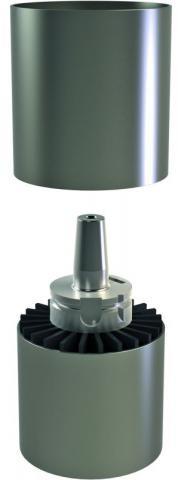 Kühladapter für ThermoGrip® Spannfutter