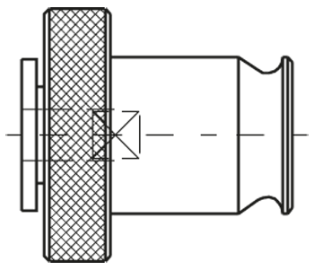 Schnellwechseleinsätze Typ WEO ohne Rutschkupplung