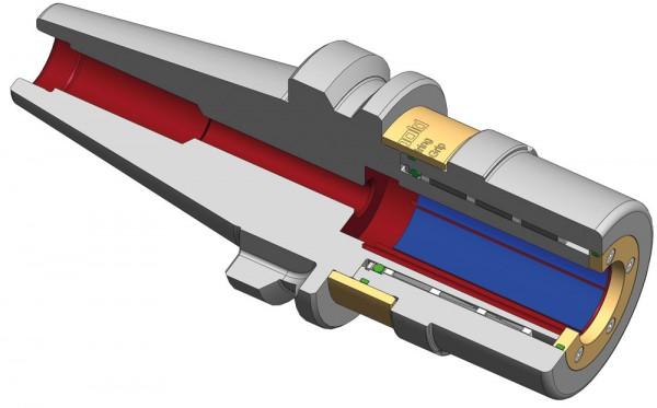 Kraftspannfutter UltraGrip® BT40