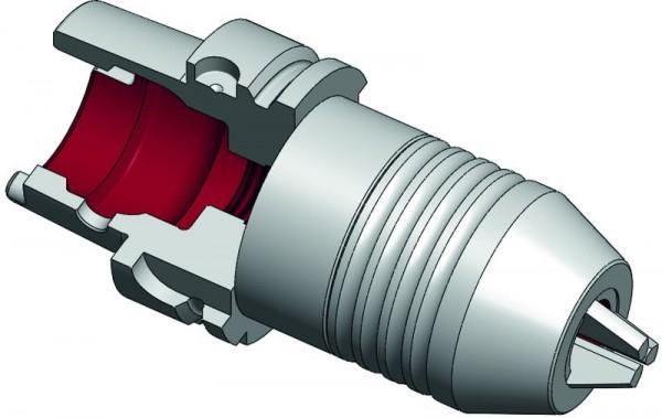 NC Bohrfutter HSK-A63