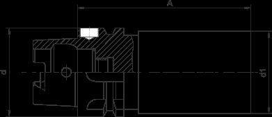 Rohlinge HSK-A80