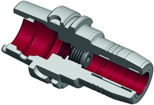 Hydrodehnspannfutter HSK-A63