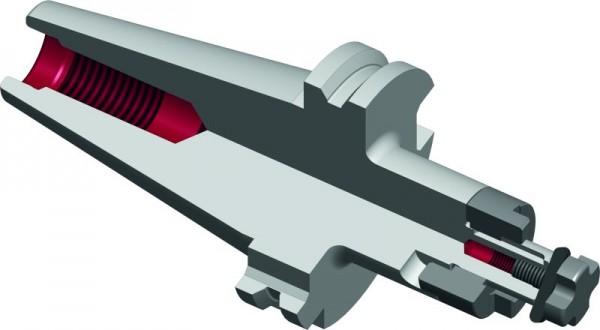 Kombi-Aufsteckfräserdorne SK40